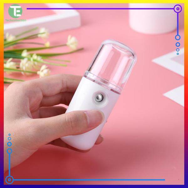 [50% OFF] 30ml USB Face Steamer Nano Humidifier Mist Atomization Moisturizing Sprayer Singapore