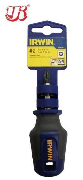 IRWIN (9097811) 1/4 inch X 1-1/2 inch Phillips Pro Comfort Screwdriver (+)