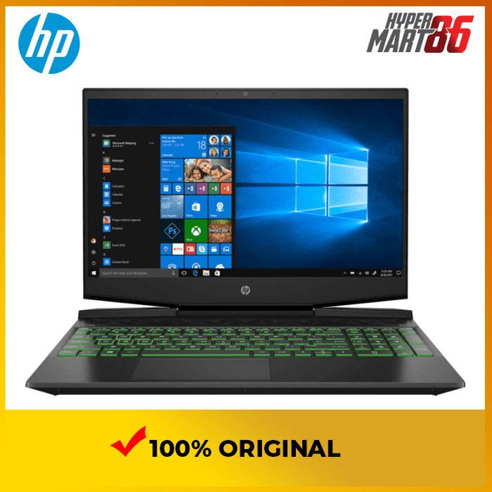 HP Pavilion 15-EC0058AX Gaming Notebook (15.6inch/AMD R5/8GB/512GB SSD/GTX1050 3GB) Malaysia