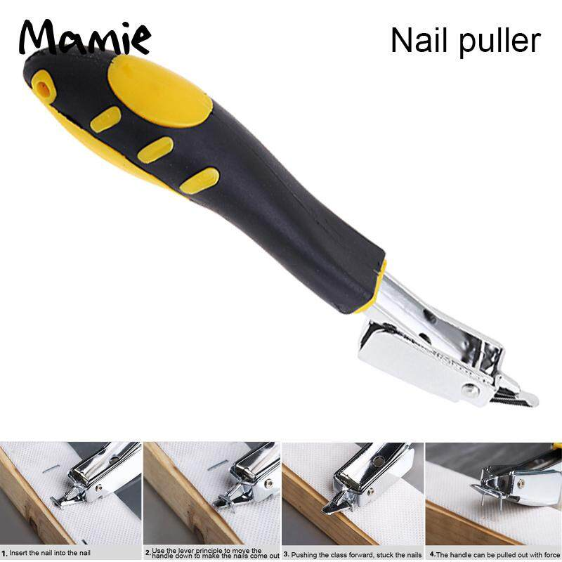 mami 1 Pcs Upholstery Staple Remover with Tack Puller Tool Ergonomic Handle