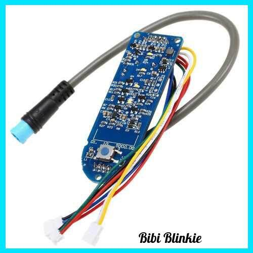 [PRE-ORDER] Scooter Dashboard Battery Indicator Switch Panel Circuit Board ()