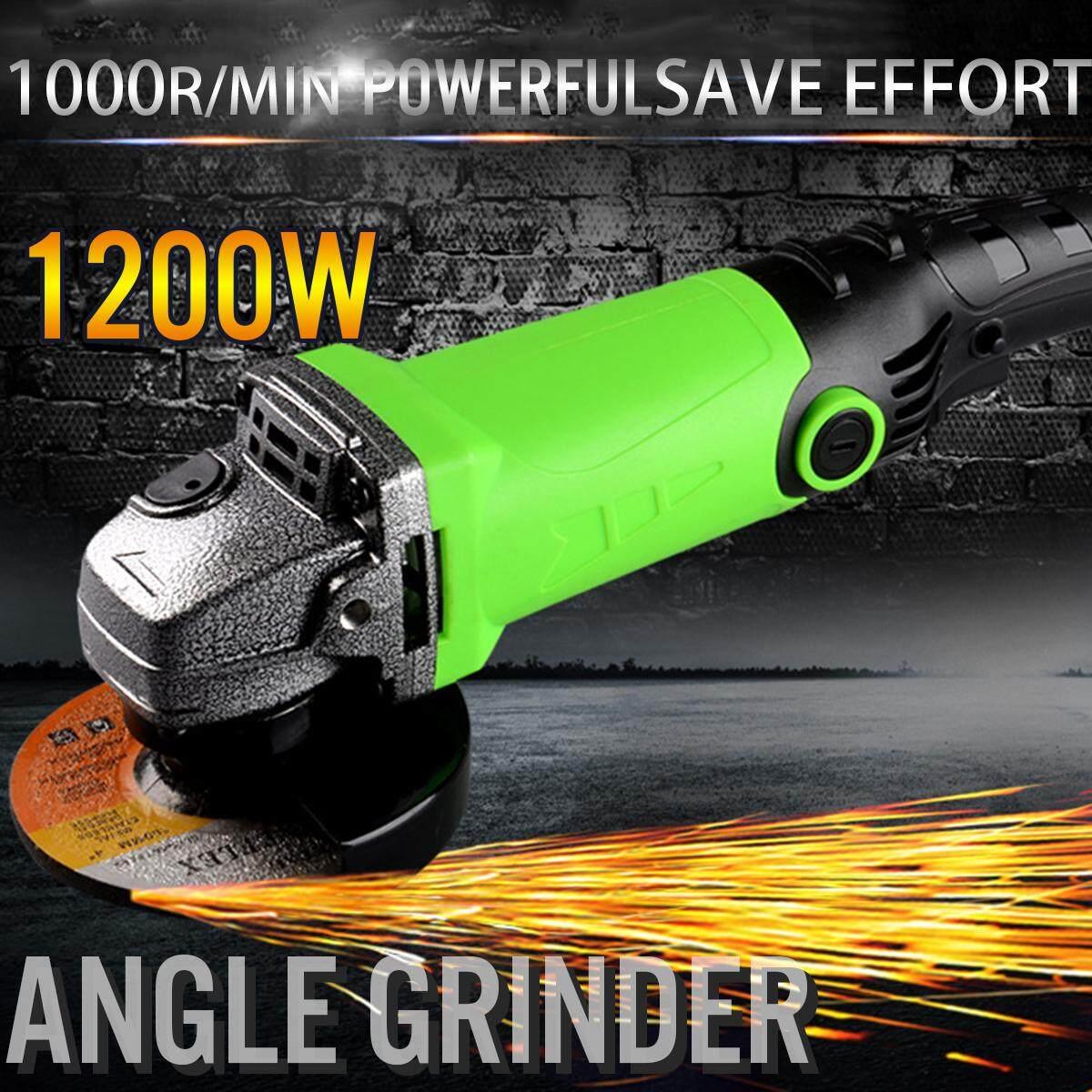 MOD.5107 1200W Multi-function  Angle Grinder Cutting Polishing
