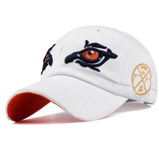 83b0ebc31d0 Xthree 100% Washed Cotton Baseball Caps Men Snapback Dad Hat for Women cap  Embroidery Eye