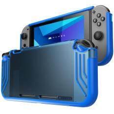 Mumba Nintendo Switch Ốp Lưng Cao Cấp Siêu Mỏng Trong Suốt Lai Bao Da Bảo Vệ