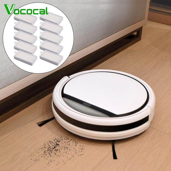 【In stock】Vococal 10pcs High-Efficiency HEPA Filter Replacement Parts Accessories Compatible with Ilife V3 V5 V5s Robot Vacuum Cleaner Singapore
