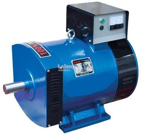 30kw 3 phase 415 v 1500 rpm 4 pole 37 5 kva 54 1 current dynamo synchronous  electric generator power alternator motor brush power supply induction