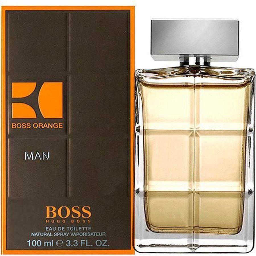 B.o.s.s Orange Cologne By H.U.G.O B.O.S.S FOR MEN 100ml perfume for men