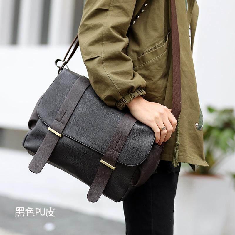Shoulder Messenger Bag For Men Canvas Leisure Travel