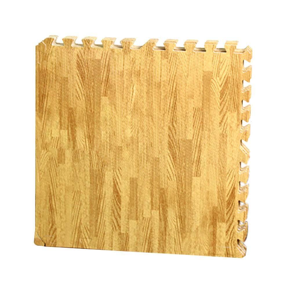 Thảm 30X30 cm EVA Mềm Mại Thoải Mái Phòng Ngủ Nhà Sàn Giả Sàn Gỗ