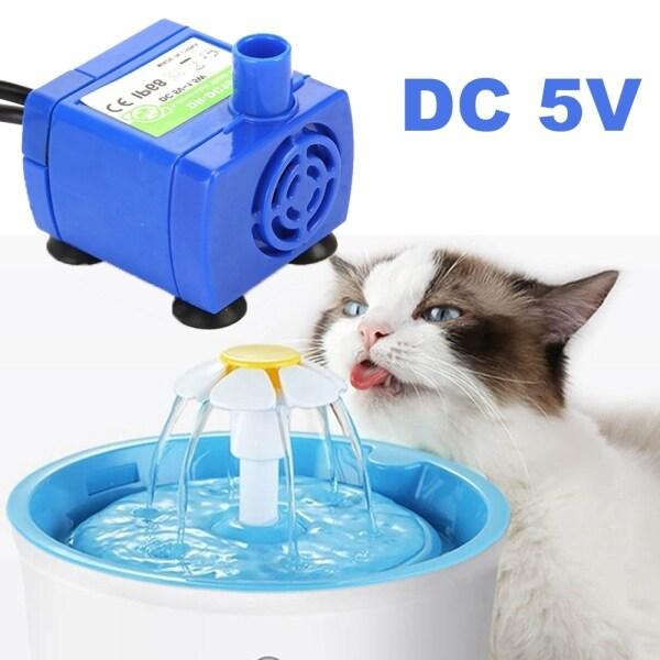 Thay Thế HTRF Bình Nước Gia Đình Mèo, Bát Cho Chó Vật Nuôi Cung Cấp Máy Bơm Nước Cho Thú Cưng Mèo Tự Động Ăn, Máy Bơm Đài Phun Nước Uống