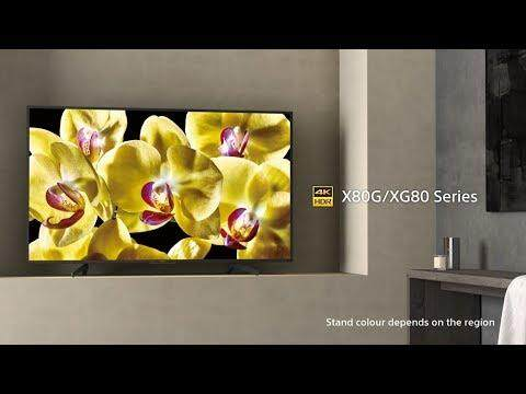 SONY (KD-49X8000G) 2019 MODEL 49 HDR 4K ANDROID SMART ULTRA HD LED