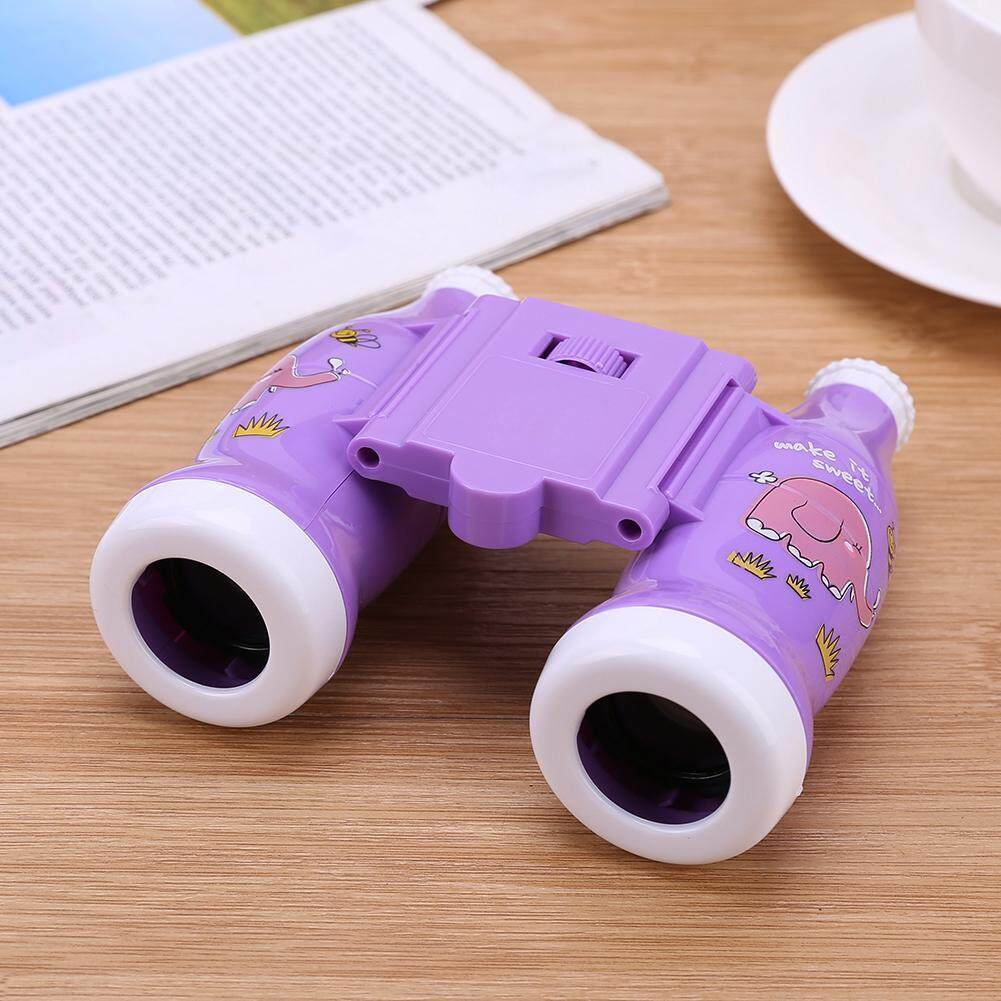 6x25 Kids Cola Design Binoculars Telescope Magnification Educational Toys