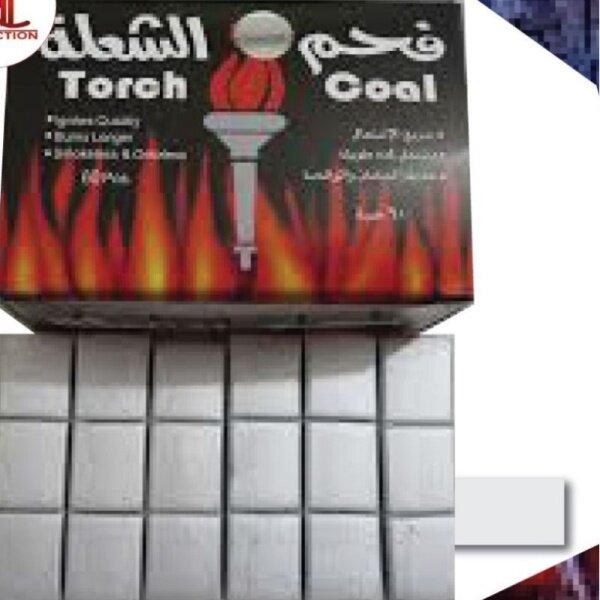 flashlights Ready stock-Arang Bukhoor Torch Coal 60pcs
