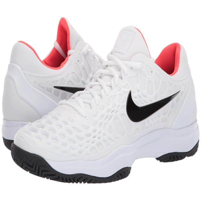 mvp 100% Original  Nike_men and women shoes outdoor sports tennis shoes_Zoom_Cage 3 HC low to help sweat-absorbent running shoes basketball shoes casual shoes 8901903