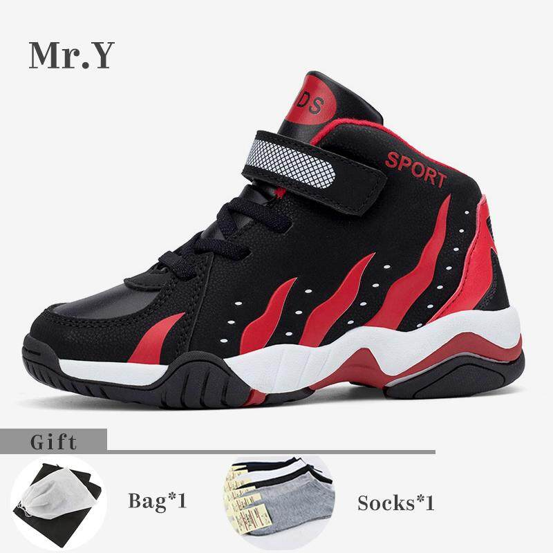 competitive price 93b87 63991 Mr.Y 28-39 Kids Sports Shoes Boys Basketball Shoes Fashion Sneakers For Kids