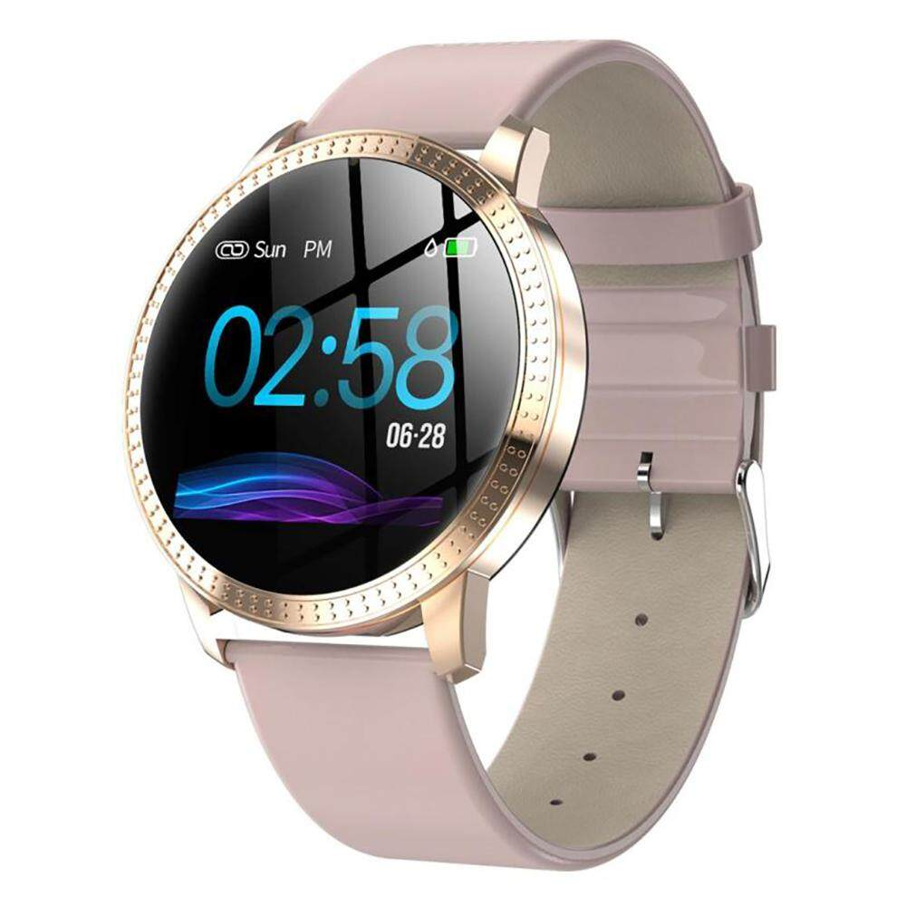 CF18 Smart Watch HD Color Screen IP67 Blood Pressure Oxygen Heart Rate  Monitor men women Smartwatch smart band