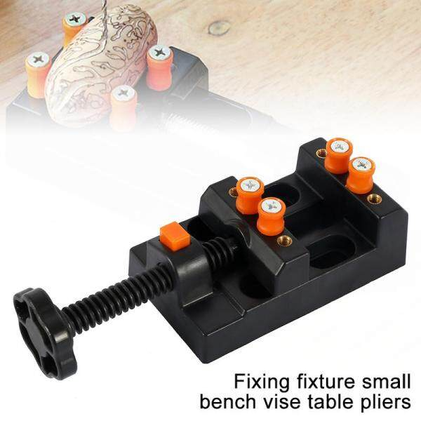 Working Table Vise Bench Clamp 360 Clamp Table Grinder Holder Drill Dremel for Rotary Tool Craft Model Tools
