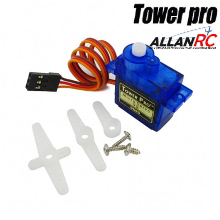 Tower Pro SG90 9G Micro Servo