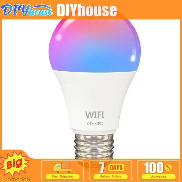 Bóng Đèn LED Ma Thuật E27 22, Đèn Thông Minh WiFi RGB Đổi Màu Có Thể Điều Chỉnh Độ Sáng