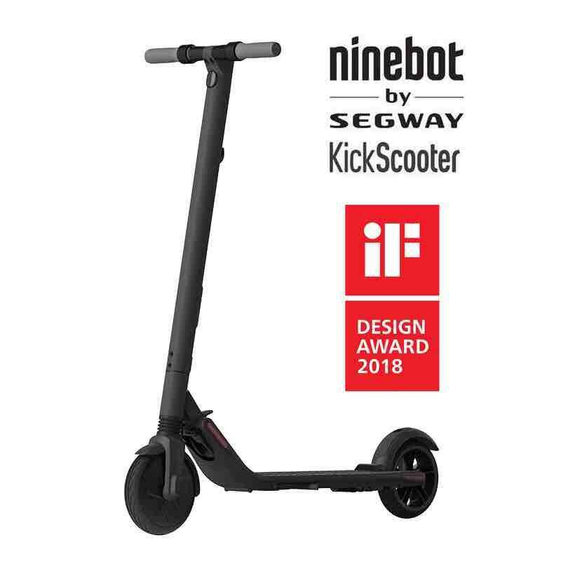 Ninebot Electric Kick Scooter Es2 By Segway By Nicksy.