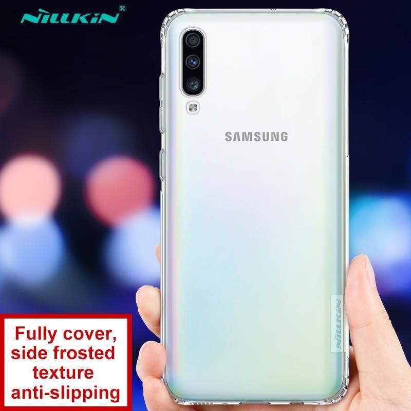 Ốp lưng Nillkin dành cho Samsung Galaxy Samsung Galaxy A70 Ốp Lưng TPU, Thiên Nhiên TPU Trường Hợp Siêu Mỏng Lưng Vỏ Mềm dành cho Samsung A70