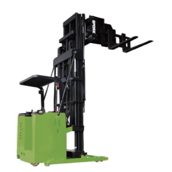 Electric Pallet Stacker (CDD-A Series) Semi-Electric