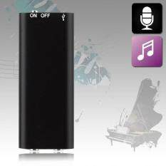 Máy Ghi Âm MP3 Mini HD, Máy Ghi Âm Và Phát Giọng Nói Kỹ Thuật Số 8GB Siêu Nhạy