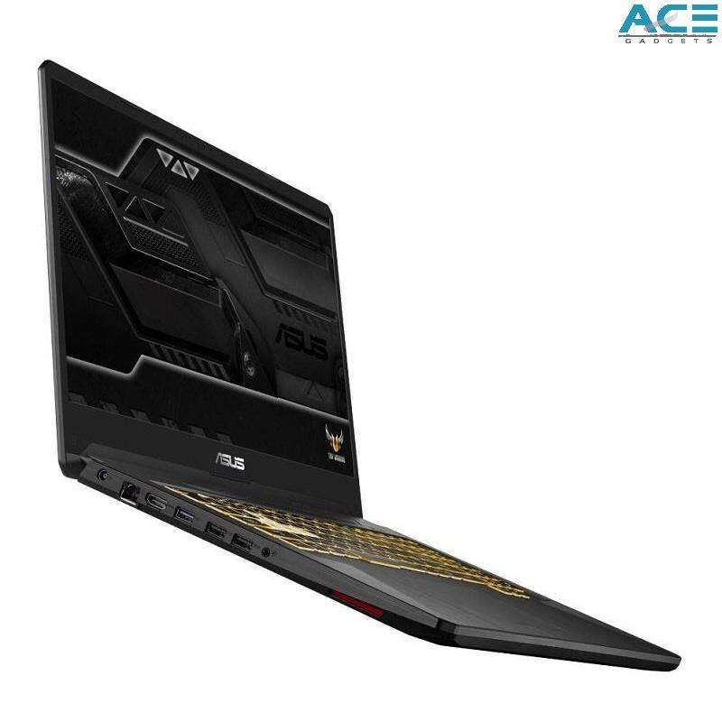 Asus TUF FX705G-MEV262T Gaming Notebook *144Hz* (i7-8750H/8GB DDR4/512GB PCIe/GTX1060 6GB/17.3 FHD/Win10) Malaysia