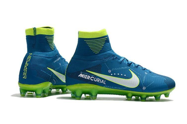 Nike Official MEN Football Shoes Mercurial Superfly V FG 11 White Black  Global Sales b47dd4048