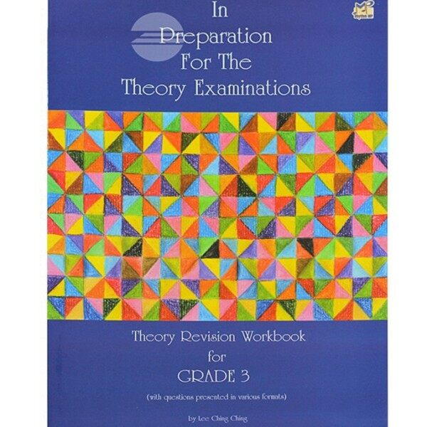 In Preparation For The Theory Examinations Grade 3 Malaysia