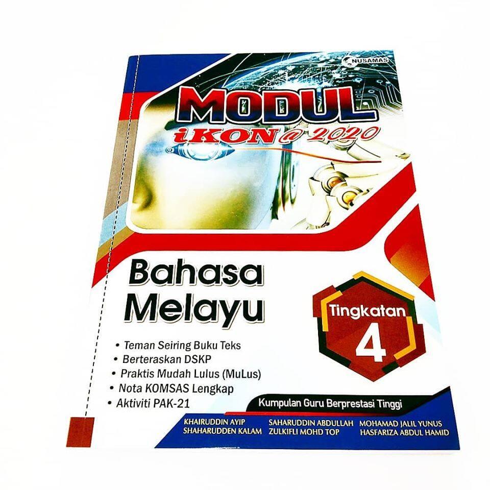 Jawapan Buku Teks Bahasa Melayu Tingkatan 4 Kssm 2020