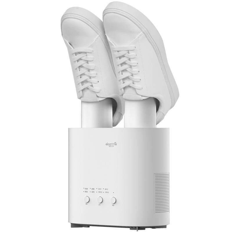 Original Xiaomi DEM-HX20 220V Multi-function Household Intelligent Shoe Dryer Electric Scalable Boot Warmer, US Plug(White) Singapore