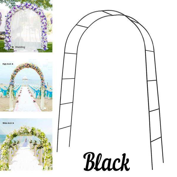 Arch Way Assemble Door Wedding Party Bridal Garden Floral Decor 1.77/2.2M !