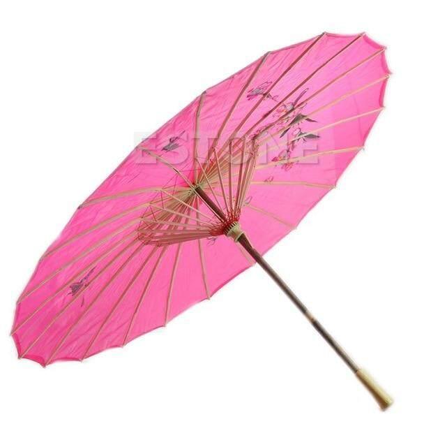 Chino japonés paraguas Art Deco pintado sombrilla paraguas,BL