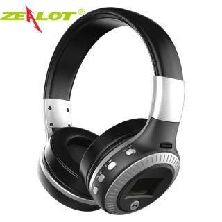 Tai Nghe Bluetooth 5.0 Zealot B19, Tai Nghe Không Dây Micro, Âm Trầm, Radio FM, Dành Cho Điện Thoại Thông Minh thumbnail