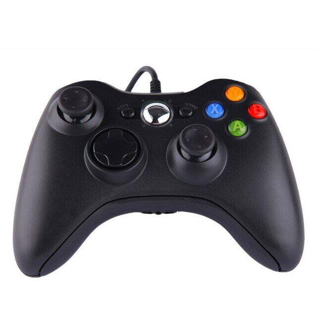 Bộ Điều Khiển Trò Chơi USB Có Dây 5 Màu, Tay Cầm Chơi Game Cần Điều Khiển Dành Cho Microsoft Xbox 360 & Windows PC