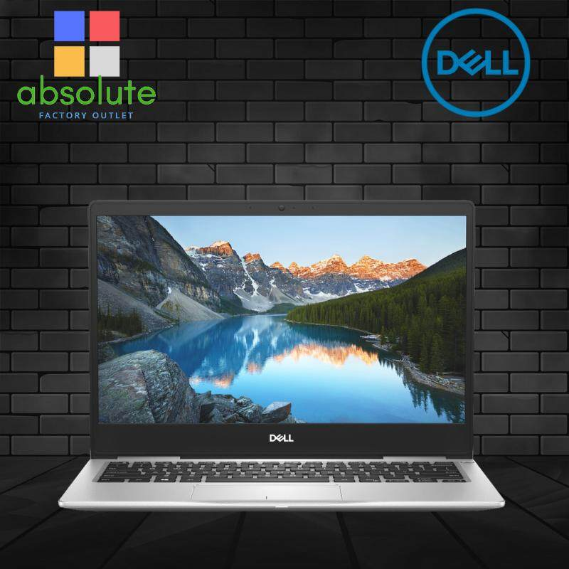 DELL INSPIRON 13 7380 UltraBook Laptop ( i7-8565U, 16GB RAM, 512GB SSD, Intel UHD, 13.3  FHD, Win10 Home, 1 Year Dell Warranty) Malaysia