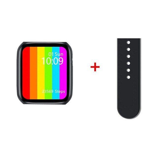 Đồng Hồ Thông Minh W26 Plus 44MM Mới, Đồng Hồ Cuộc Gọi Bluetooth 1.75 Inch Thiết Bị Theo Dõi Nhịp Tim W26 Pro IP68 Chống Nước Hai UI