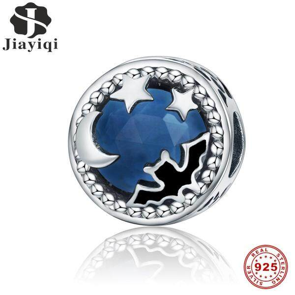 925 pure silver jewelry blue ocean star series