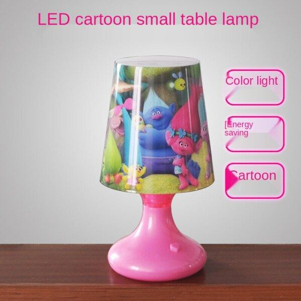 Bảng giá Đèn LED Để Bàn Đọc Sách Hoạt Hình Mini Led Đèn, Đèn Để Bàn Cho Học Sinh Trẻ Em