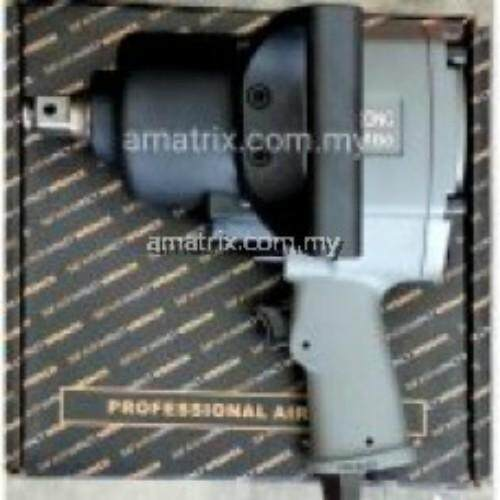 ALSTRONG 34AO1B6 3/4 AIR IMPACT WRENCH TWIN HAMMER