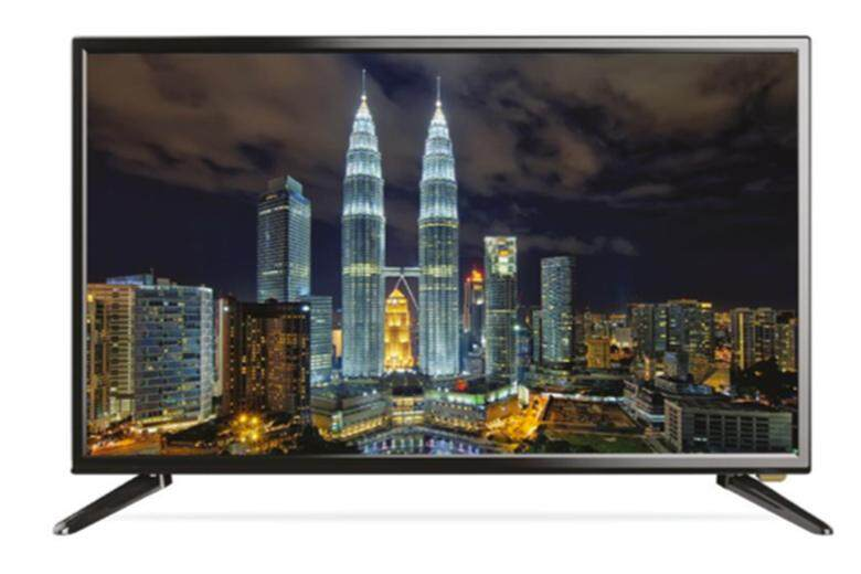 """Isonic 40"""" Full HD LED TV ICT-4005 (DVB T2) *Free HDMI Cable and Bracket*"""