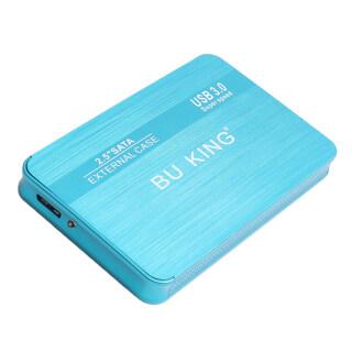 Miracle Shining Ổ Đĩa Cứng Gắn Ngoài Di Động 2.5 SATA Sang USB3.0, 160G Màu Xanh thumbnail