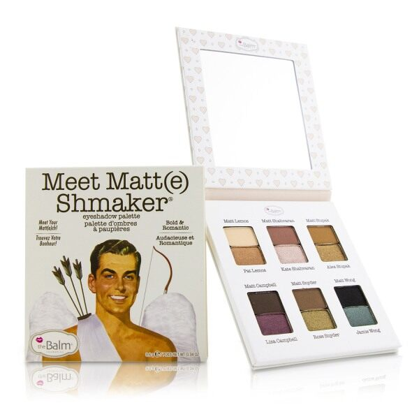 Buy THEBALM - Meet Matt(e) Shmaker Eyeshadow Palette 9.6g/0.34oz Singapore