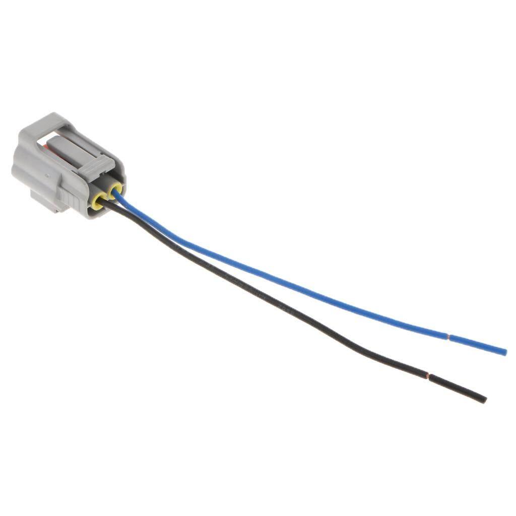 New Coolant Temperature Sensor w// Connector For Ford Jaguar Lincoln F5AZ12A648AB