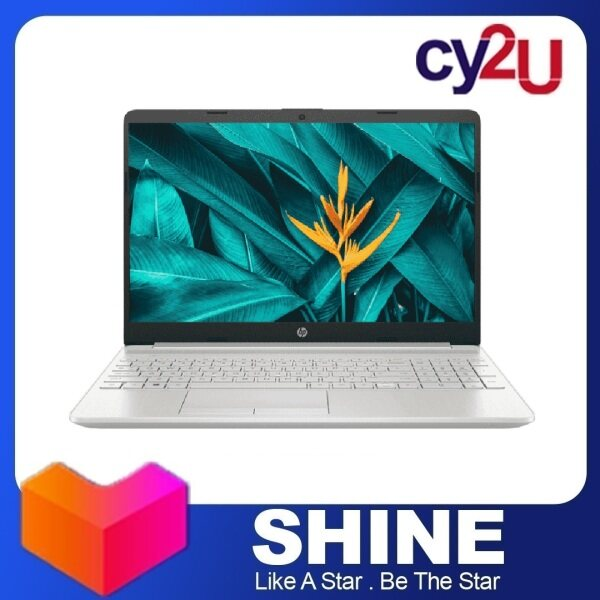 HP 15S-DU3547TU 15.6 FHD Laptop - Natural Silver (Intel Core i3-1115G4, 8GB RAM, 512GB SSD, Intel UHD Graphics, Win10) + Free MS Office H & S and HP Backpack Malaysia