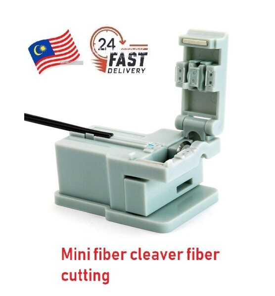 Fiber optic cutter drop fiber cleaver FTTH tool