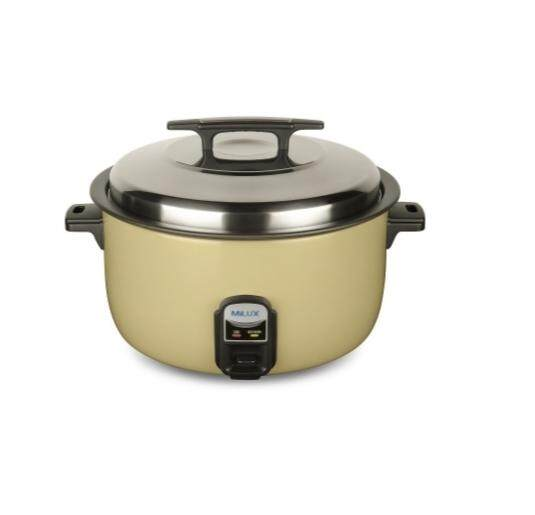 Milux Non-stick coating Commercial Rice Cooker 10L MRC-8100