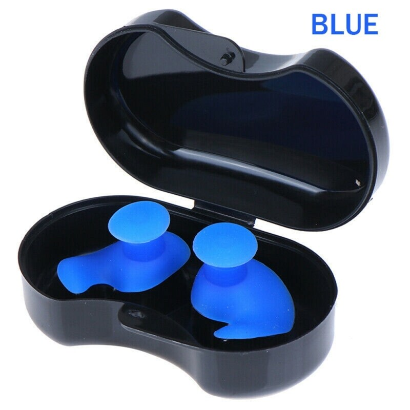Security Soft Safety Supplies Silicone for Sleep Pool Accessories Ear Protector Noise Cancelling Earplugs Noise Reduction Ear Plugs