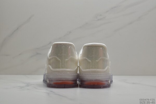 Giá bán L V  translucent glossy womens shoes debut in spring
